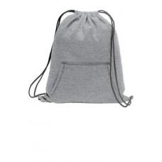 Port & Company® Core Fleece Sweatshirt Cinch Pack. BG614